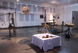 """Instrument Builders Project "" Installation View #1"