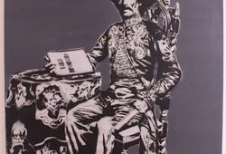 Portrait Of Raden Saleh