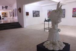 NeoIconoClasts Exhibition View #3