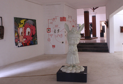 NeoIconoClasts Exhibition View #4