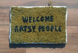 Welcome Artsy People