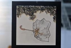 Payung Bergantung (Hanging Umbrella)
