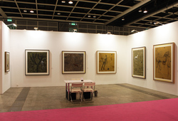 """Art Basel Hong Kong 2014 Edwin Gallery"" Installation view"