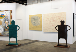 """Art Basel Hong Kong 2014 Gajah Gallery"" Installation View"