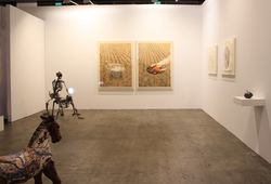 """Art Basel Hong Kong Nadi Gallery"" Installation View #4"