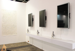 """Art Basel Hong Kong 2014 ROH Projects"" Installation View #2"