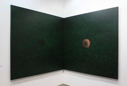"""""""Art Basel Hong Kong 2014 Semarang Gallery"""" Installation View #3"""