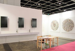 """Art Basel Hong Kong 2014 ROH Projects"" Installation View #4"