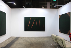 """Art Basel Hong Kong 2014 Semarang Gallery"" Installation View #1"