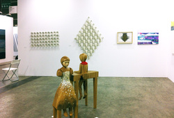 """Art Basel Hong Kong 2014 Mizuma Gallery"" Installation View"