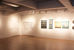 """Today and Tomorrow, Indonesian Contemporary Art"" Installation view #5"