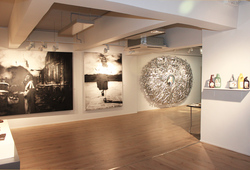 """Today and Tomorrow, Indonesian Contemporary Art"" Installation view #2"