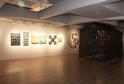 """Today and Tomorrow, Indonesian Contemporary Art"" Installation view #4"