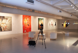 """Passion/Possession"" Installation View #11"
