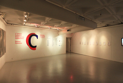 """Passion/Possession"" Installation View #1"