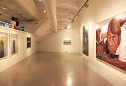 """Passion/Possession"" Installation View #4"