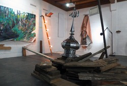 Seke Installation View