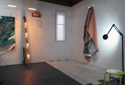 Chapter 2 : Introduction into Thin(K)ing (installation view)