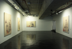 """Post Memory: Born Afterwards"" Installation View #2"