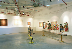 """The World And I: Heri Dono Art Odyssey"" Installation View #11"