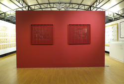 Jas Merah (installation view)