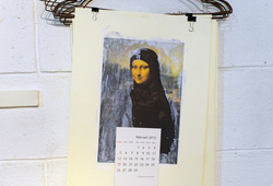 Kalender Hijab Bonus Mingguan