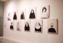 """""""When in Bali Do Like the Balinese Do"""" Installation View #3"""