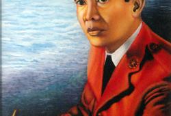 Potret Presiden Sukarno