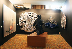 Galeri Canna Special Project at Bazaar Art Jakarta 2014