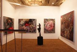 Galeri Canna at Bazaar Art Jakarta 2014
