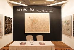 Puri Art Gallery at Bazaar Art Jakarta 2014