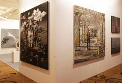 Semarang Gallery at Bazaar Art Jakarta 2014 #01