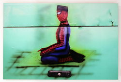 Moslem Spiderman