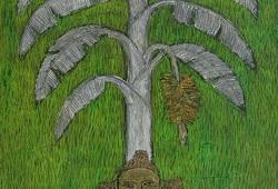 Padang Rumput & Pohon Pisang
