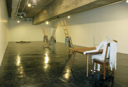 """""""Crafting The Self"""" Installation View #3"""