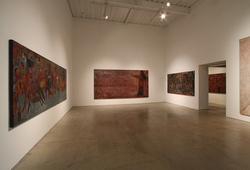 """The Breath of Nasirun: Metamorphosis of Tradition"" Installation View #3"