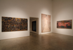 """The Breath of Nasirun: Metamorphosis of Tradition"" Installation View #5"