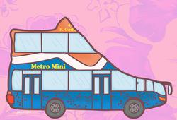 Metro Mini Masa Depan