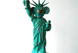 Libertine Figure Original Green