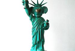 Libertine Figure Original Green