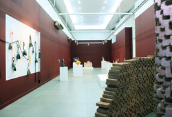 """""""Coefficient of Expansion"""" Installation View #3"""