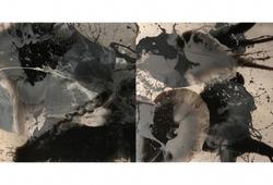 Merapi Volcanic Ash Series #13