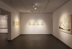 """Redraw"" Installation view #7"