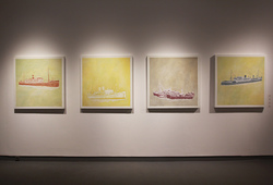 """Redraw"" Installation view #10"