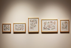"""Redraw"" Installation view #4"