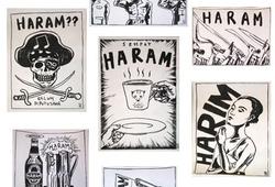 Sempat Haram (Haram, Poster Series)