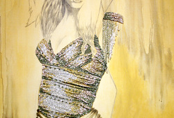 All That Glitters is Not Gold (Balmain)