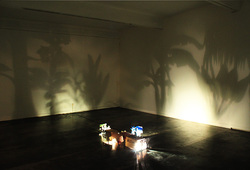 """Awal"" Installation View"