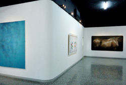"""Trajectories"" Installation View #3"