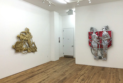 """Entang Wiharso at Marc Straus"" Installation View #1"